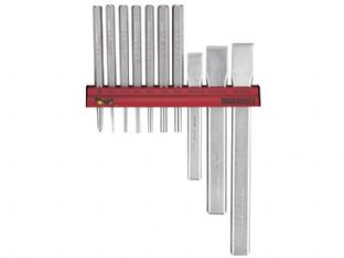 Teng WRPC10 Punch & Chisel Wall Rack Set